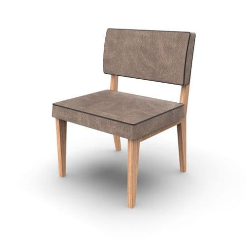 Simplicity Elegant - Straight Booth Seating - 600mm Wide Unit