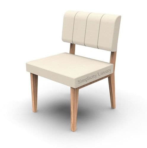 Simplicity Luxury - Straight Booth Seating  -       600mm wide Unit