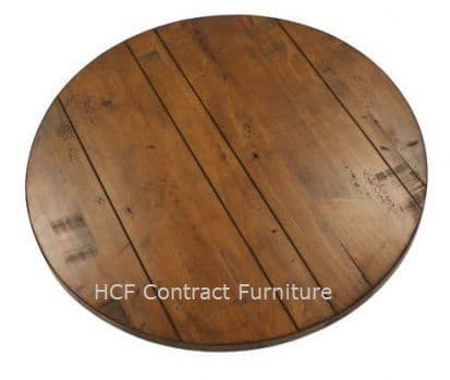 Solid Planked Wood Table Tops 28mm Thick (S)