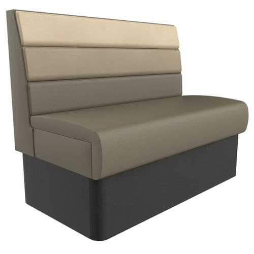 Supreme Horizon Standard Height - 2 Seater - 1200mm Booth