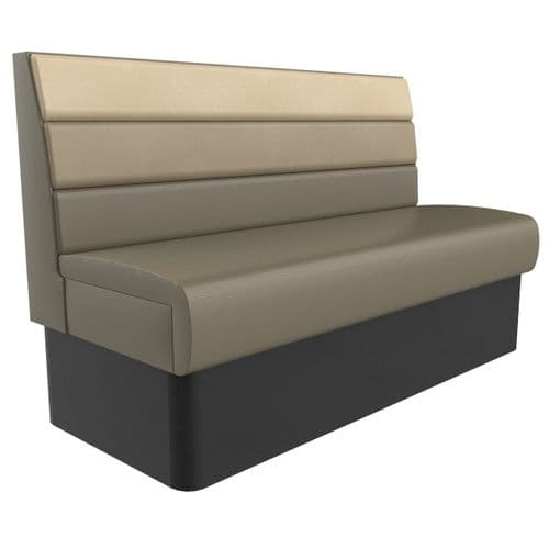 Supreme Horizon Standard Height - 3 Seater - 1500mm Booth