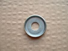 82-3814, Cupped washer, tank mtg. Triumph