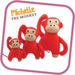 Beco Family Michelle the Monkey Soft and Cuddly Toy For Dogs (2)
