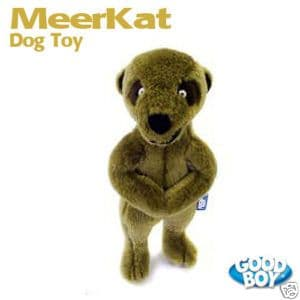 "Good Boy Meerkat Dog Toy ""Join The Craze"