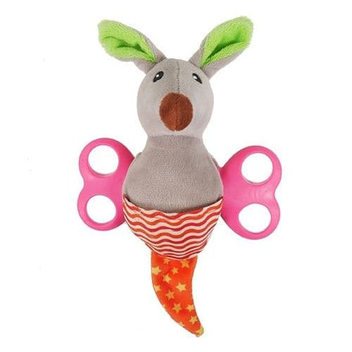 Little Nipper Rascal Roo Puppy and small dog toy