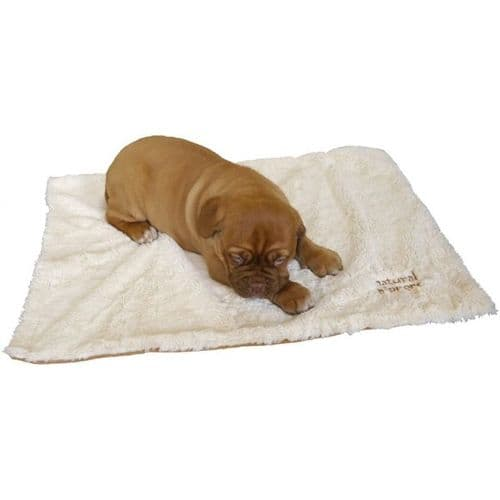 Natural Nippers Luxury Cuddle Puppy Blanket