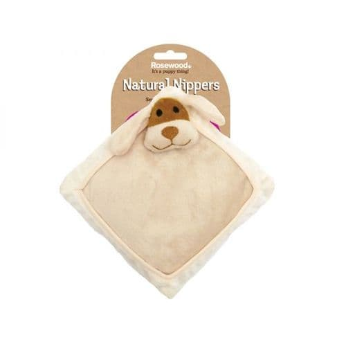 Natural Nippers Snuggle HEAT Cushion Puppy Comforter