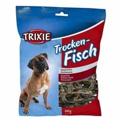 NATURAL TREATS Trixie Trocken-Fisch Dry Fish Sprats bulk Options Available