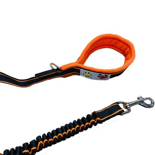 Paws Made™ Bungee Dog Lead - Super soft handle