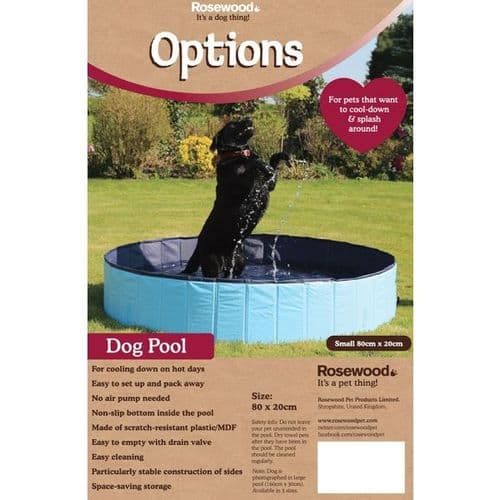 Rosewood Cool Down Dog Friendly Paddling  Pool