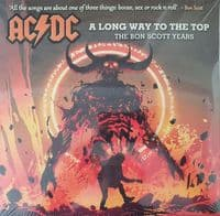 AC/DC ‎– A Long Way To The Top - The Bon Scott Years  - New Vinyl