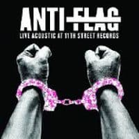 """Anti-Flag - Live Acoustic At 11th Street Records - 12"""" - Record Store Day 2016 Exclusive - RSD *"""