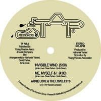 Arnie Love & The Loveletts - Invisible Wind RSD 2021