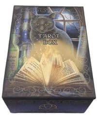 Black Cat Tarot Box