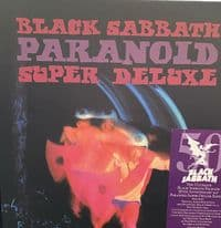 Black Sabbath ‎– Paranoid Super Deluxe Box Set 2020
