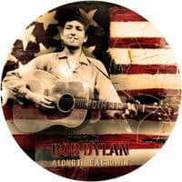 """BOB DYLAN-A LONG TIME A GROWIN' VOLUME ONE (12"""" PICTURE DISC VINYL) [2013]"""