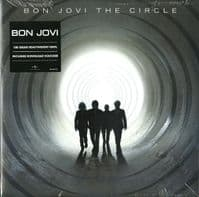 Bon Jovi - The Circle (2xLP, Album, RE, 180) New & Sealed
