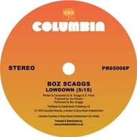 Boz Scaggs - Lowdown / Jojo / What Can I Say RSD 2018 LIMITED EDITION