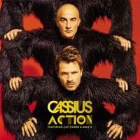 """Cassius - Action - 12"""" - Record Store Day 2016 Exclusive - RSD *"""