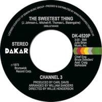 Channel 3 - The Sweetest Thing / Someone Else's Arms RSD 2021