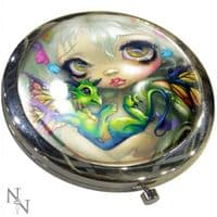 Darling Dragonling Compact Mirror
