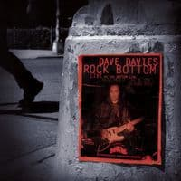 Dave Davies Rock Bottom: Live at the Bottom Line (Remastered 20th Anniversary ) RSD 2020