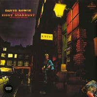 David Bowie - The Rise And Fall Of Ziggy Stardust And The Spiders From Mars (LP, Album, RE, RM, RP,