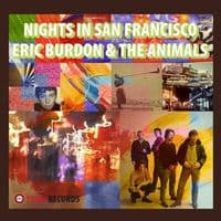ERIC BURDON & THE ANIMALS Nights in San Francisco RSD 2018 LIMITED EDITION