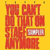 Frank Zappa - You Can't Do That On Stage Anymore RSD 2020