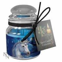Health Spell Candle 9cm