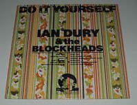 Ian Dury And The Blockheads - Do It Yourself (D.I.Y.) - (Like New)