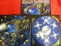 Iron Maiden - The Final Frontier - (Mint, double picture disc)