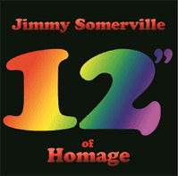 """Jimmy Somerville - 12 Inches Of Homage 12"""" Ltd Edition RSD 2015 *"""