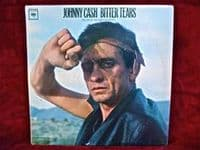 Johnny Cash - Bitter Tears - Ballads Of The American Dream - VG