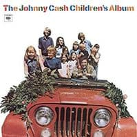 Johnny Cash - The Johnny Cash Childrens Album - Record Store Day 2017