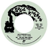 King James Version, The - He's Forever (Amen) RSD 2020