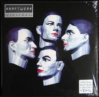 Kraftwerk ‎– Techno Pop - 2020 Reissue Vinyl