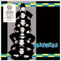Madness - Work, Rest & Play EP - 40th anniversary edition RSD 2020