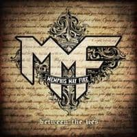 """Memphis May Fire-Between The Lies 7"""" Single [Record Store Day 2012 Exclusive]"""