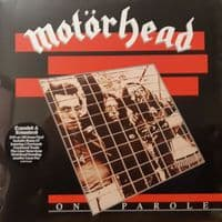 Motörhead ‎– On Parole - 2020 - Vinyl