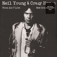Neil Young & Crazy Horse ‎– Live At Farm Aid 7 In New Orleans September 19 1994 - New Vinyl