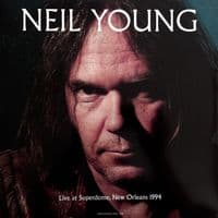 Neil Young ‎– Live at Superdome, New Orleans 1994 - New Vinyl