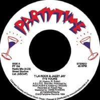 T La Rock & Jazzy Jay - It's Yours RSD 2020