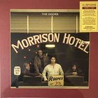 The Doors ‎– Morrison Hotel-Deluxe Limited Edition Numbered 50th Anniversary Box Set 2020