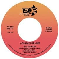 The Live Band - A Chance For Hope RSD 2020