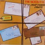 The Skatalites - Scattered Lights - Acceptable Con. LP