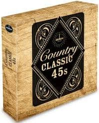 Various Artists - Classic Country 45's - 2017 RSD