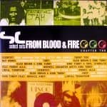 Various - Select Cuts From Blood & Fire Chapter Two - Good/VGC LP