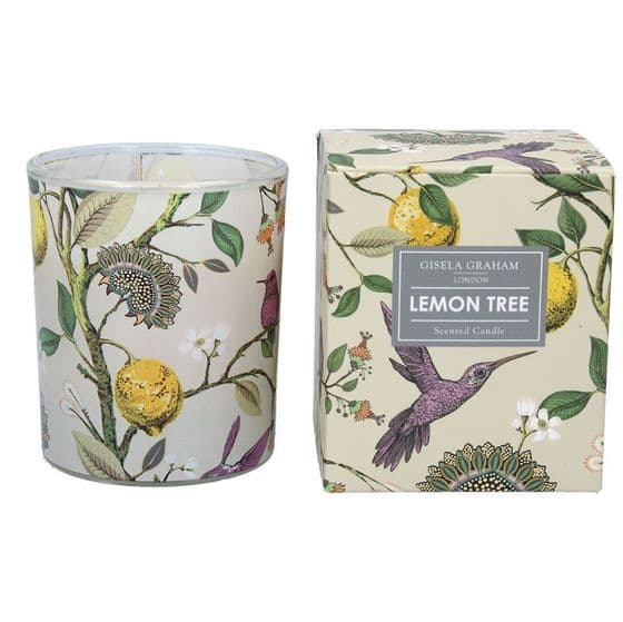 Lemon Tree Scented Candle