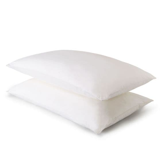 The Fine Bedding Company Clusterfill Pillow Pair